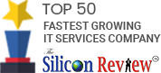 Silicon Review 50 Fastest Growing IT Services Companies 2015